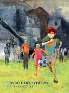 Powrót do Kosowa - okładka