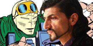 Dmitrij, współpracownik Fury'ego, który wiezie licealistów do Pragi, w przyszłych odsłonach MCU może zaprezentować się widzom jako komiksowy złoczyńca, Dmitrij Smerdiakow aka Chameleon. W taki obrót spraw fani wierzyli już przed premierą Daleko od domu, jednak nie jest wykluczone, że Marvel Studios zdecyduje się po prostu inaczej ukazać genezę tego antagonisty.