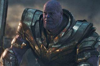 1. Thanos - Avengers: Wojna bez granic, Avengers: Koniec gry