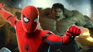W trakcie bitwy z dronami w Londynie te powalają Parkera potężną falą dźwiękową. Jak wyjawił reżyser Jon Watts, posiłkował się on dokładnie tą samą technologią, której wykorzystanie widzieliśmy już w filmie The Incredible Hulk.