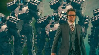 28. Justin Hammer - Iron Man 2