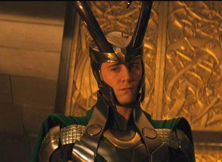 2. Loki - Thor, Avengers