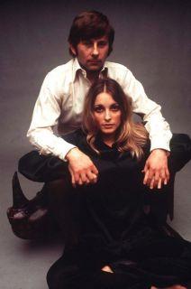 Roman Polański i Sharon Tate - sesja fotograficzna z 1968 roku
