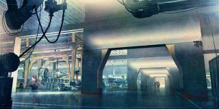 Avengers: Endgame - szkic koncepcyjny