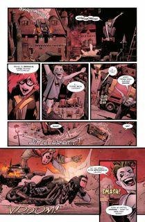 Batman - Biały Rycerz - plansze
