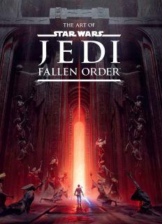 The Art of Star Wars Jedi: Fallen Order