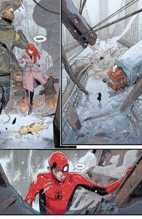 Spider-Man #1 - plansze