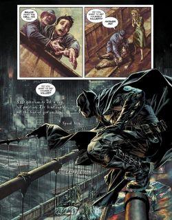 Batman. Przeklęty - plansze