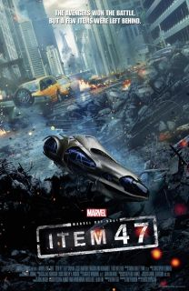 13. Marvel One-Shot: Przedmiot 47