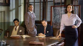 2. Agentka Carter - sezon 1.