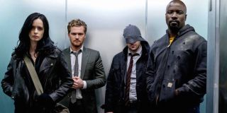 40. The Defenders - sezon 1