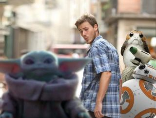 Baby Yoda - mem