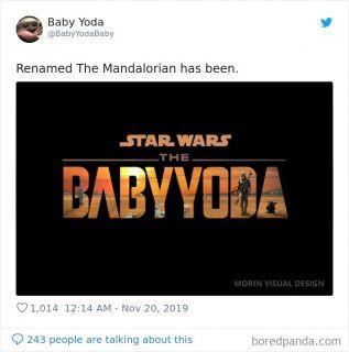 Baby Yoda - memy