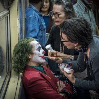 Joker - zdjęcie zakulisowe