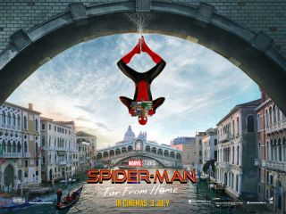 3. Spider-Man: Daleko od domu