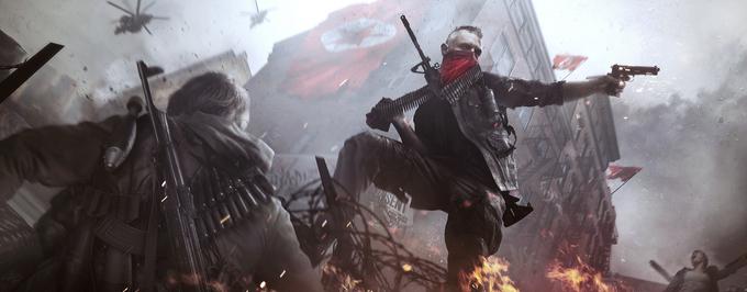 "E3 2014: Partyzantka w ""Homefront: The Revolution"""