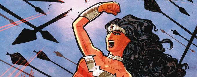 """""""Wonder Woman #01: Krew"""": Sprawa rodzinna – recenzja"""