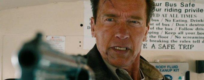 Arnold Schwarzenegger zaatakowany podczas zawodów sportowych