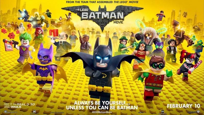LEGO® BATMAN: Film – recenzja filmu