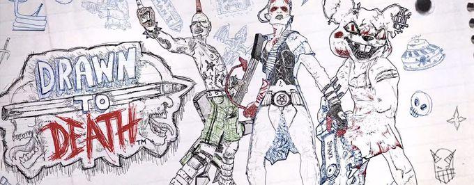 """Twórca """"Drawn to Death"""" wulgarnie odzywa się do graczy"""