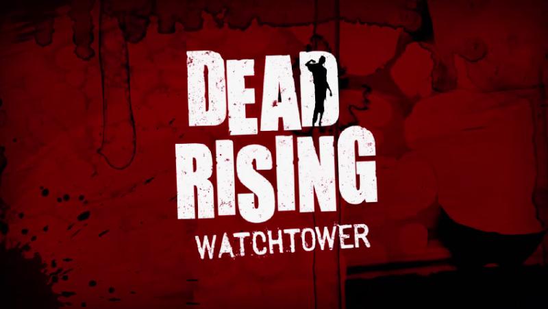 """Zobacz premierowy zwiastun """"Dead Rising: Watchtower"""""""