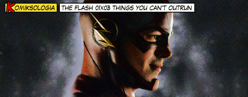 """The Flash"" 01×03 – odwołania do komiksów"