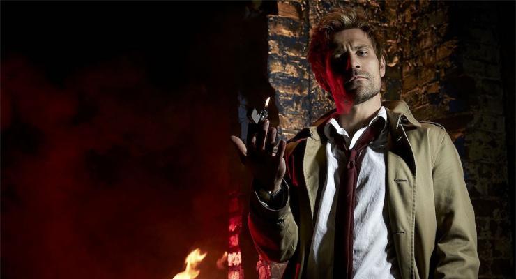 """Dlaczego serial """"Constantine"""" został anulowany?"""