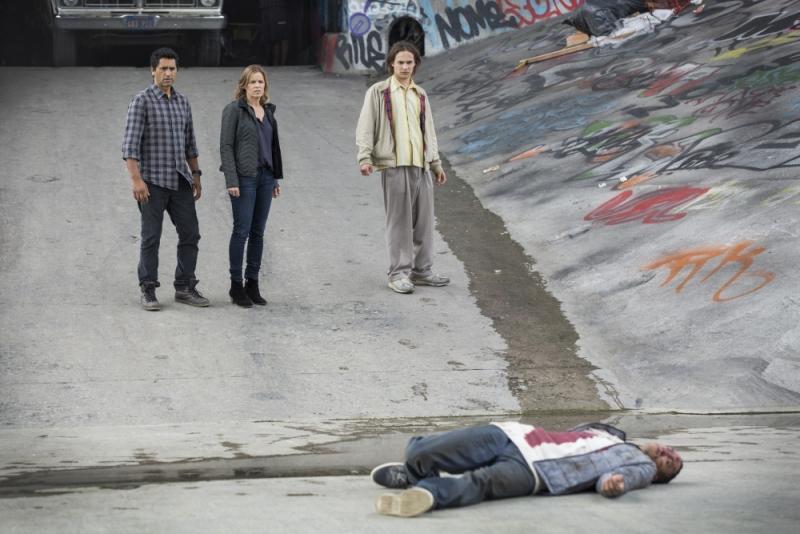 """Czego oczekiwać po """"Fear the Walking Dead""""?"""
