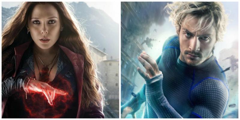 Scarlet Witch i Quicksilver – wiemy, skąd mają moce