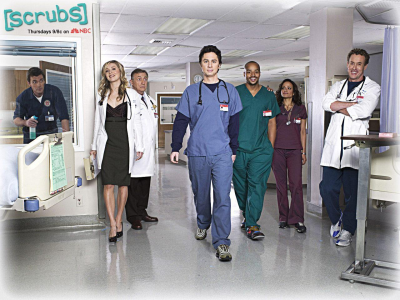 """""""Hoży doktorzy"""" od czerwca na FOX Comedy"""