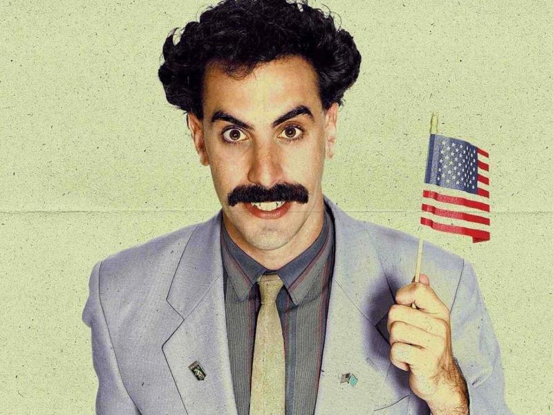 Borat 2 - tytuł filmu jest długi i skomplikowany. Polski tłumacz będzie mieć problem