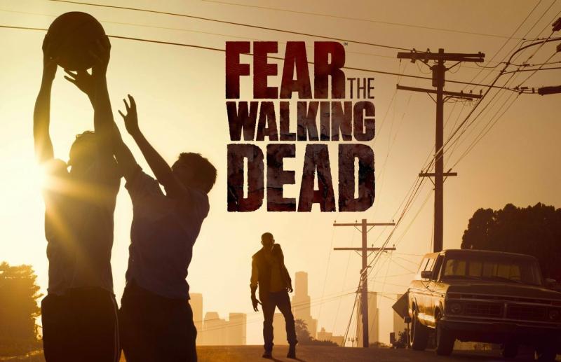 """""""Fear The Walking Dead"""" traci widzów"""