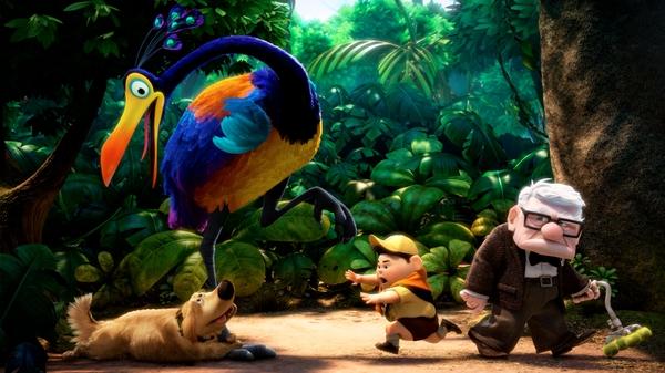TOP 50: Najlepsze filmy animowane wszech czasów