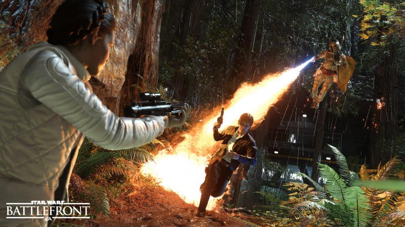Gwiezdne Wojny z olbrzymim zyskiem w grach wideo