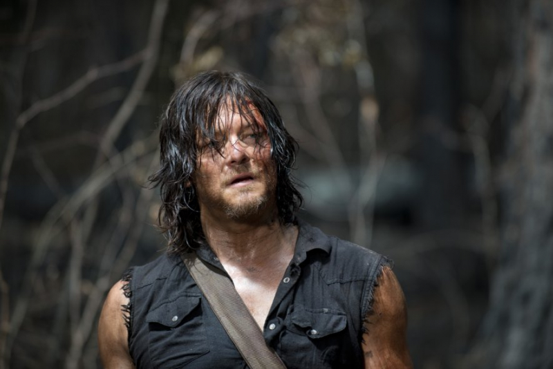 The Walking Dead: Czyj głos pojawił się pod koniec odcinka?