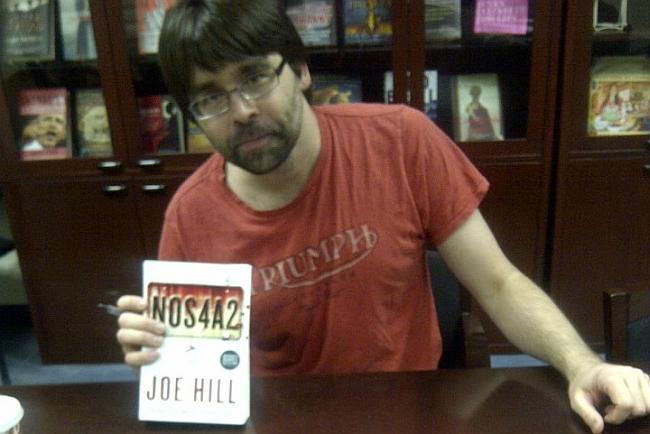 NOS4A2 – będzie serial na podstawie książki Joe Hilla