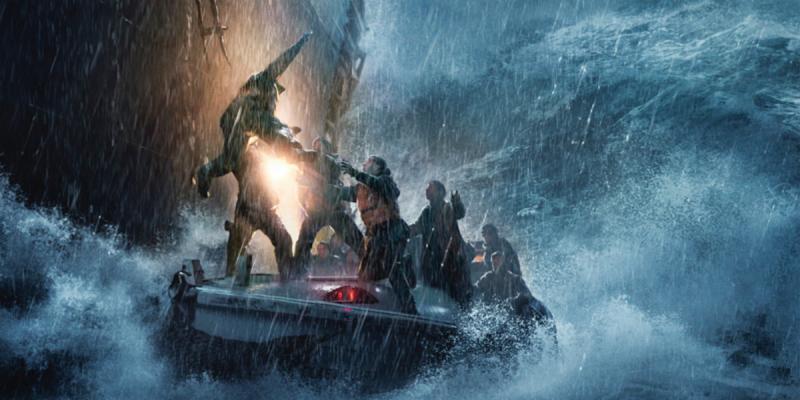 Filmowe morskie katastrofy