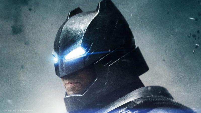 Batman V Superman – Batman mógł wyglądać inaczej. Nowy szkic koncepcyjny