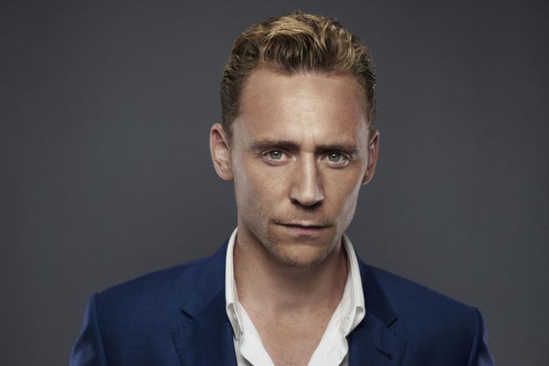 Tom Hiddleston o Bondzie