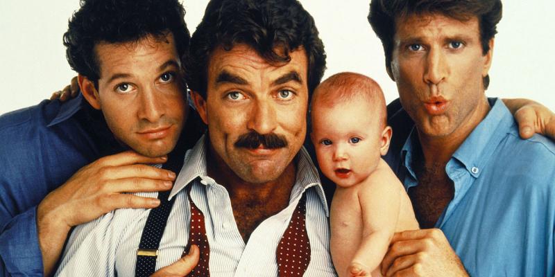 Trzech mężczyzn i dziecko - powstanie remake filmu dla Disney+. Poznaj szczegóły