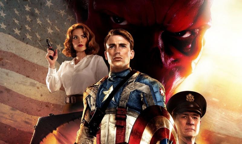 Kapitan Ameryka i Peggy. Zobacz wzruszający fanart do Avengers 4