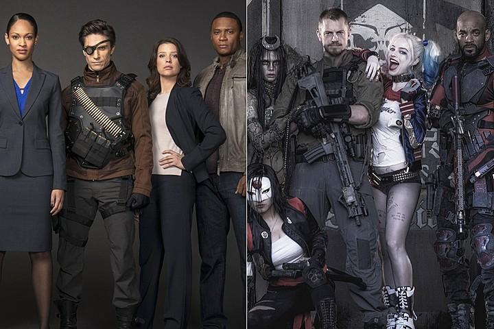 Legion samobójców: Suicide Squad w Arrow był testem dla filmu
