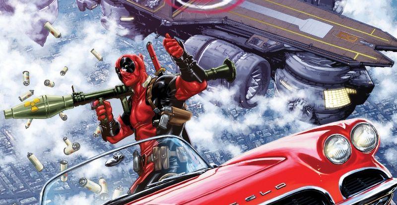 Deadpool #04: Deadpool kontra SHIELD: Zabawa, z nutką goryczy – recenzja