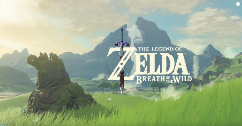 Zelda: Breath of the Wild nie zdąży na premierą Nitnendo Switch?
