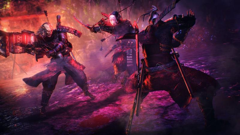 NiOh i Outlast 2 w listopadowym PlayStation Plus