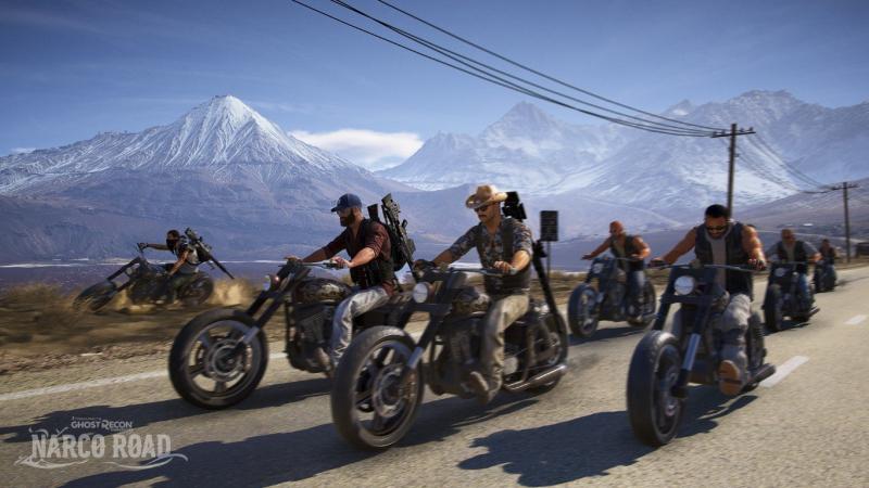 Darmowy weekend z Ghost Recon Wildlands – co nas czeka w Boliwii?