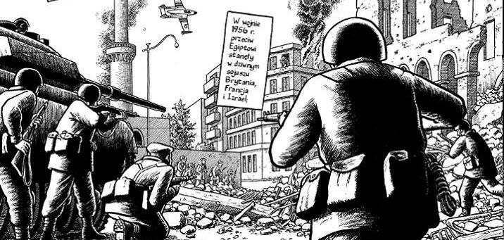 Strefa Gazy. Przypisy: Ofiary wojny – recenzja komiksu