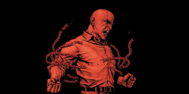 Lex Luthor: Człowiek ze stali – recenzja komiksu