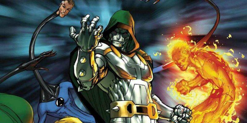 Fantastyczna Czwórka: Obalić Dooma – recenzja komiksu