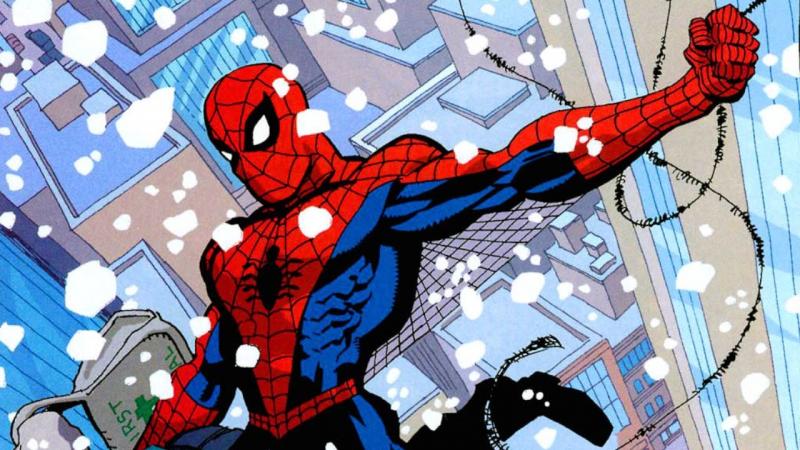 Spider-Man. Niebieski – recenzja komiksu